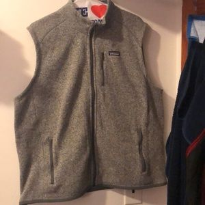 Gray Patagonia Better Sweater Vest